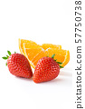 딸기와 오렌지 57750738