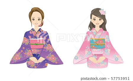 Kimono women 57753951
