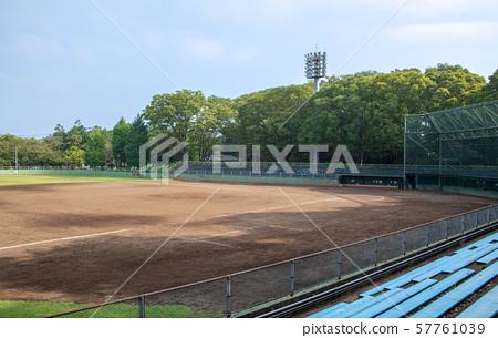 이와 츠키 성지 공원 야구장 사이타마시 57761039