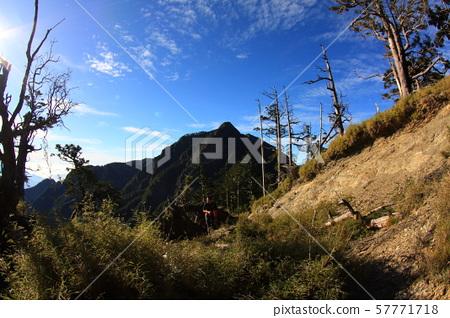 高山健行 中央山脈北二段 57771718