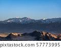 The snow mountain range around Leh city located in 57773995
