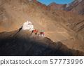 Namgyal Tsemo Gompa, buddhist monastery in Leh 57773996