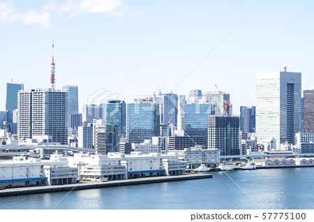 港口城市景觀 57775100
