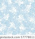 열대 식물의 무늬 57778611