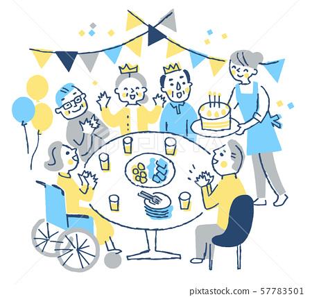 療養院(生日聚會) 57783501