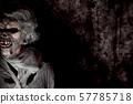 Halloween monster. Undead 57785718