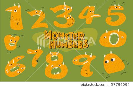 MonsterNumbers 57794094