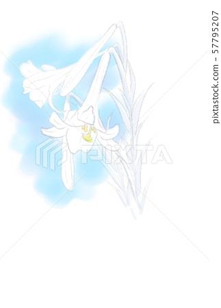 Mourning postcard Yuri 57795207