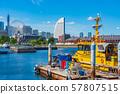 Yokohama Summer Minatomirai area 57807515