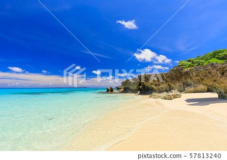 宮古島市倉島市_長ama海灘的絕景 57813240