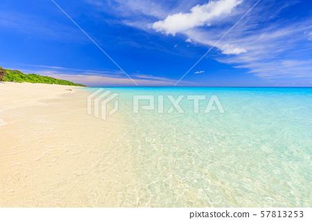 宮古島市倉島市_長ama海灘的絕景 57813253