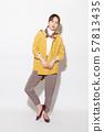 여성 패션 인물 57813435
