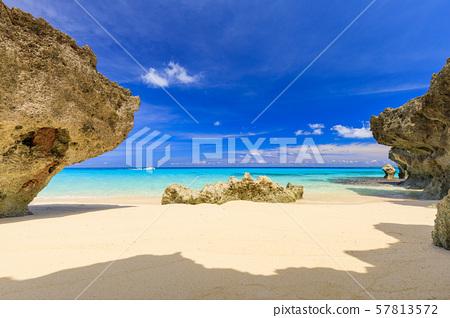 宮古島藏島島_隱藏的海灘 57813572