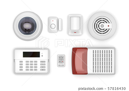 Security electronic devices 57816430