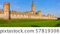 The city walls of Montagnana 57819306