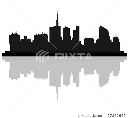 Milan skyline 57822665