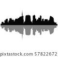 Milan skyline 57822672