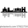 Lisbon skyline 57822730