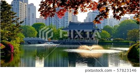 Korean landscape 57823146