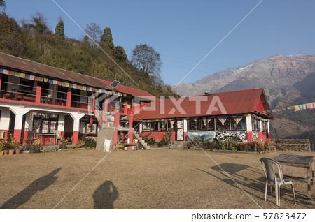 출레리,히말라야,네팔 57823472
