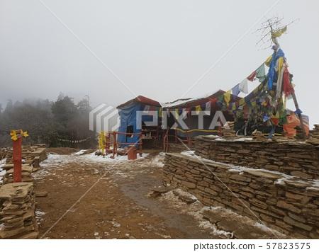 히말라야,네팔 57823575
