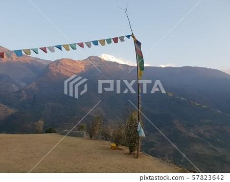 출레리,히말라야,네팔 57823642