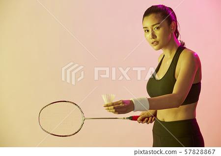 Female athlete 57828867