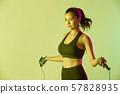 女體育運動員 57828935