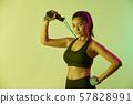 女體育運動員 57828991