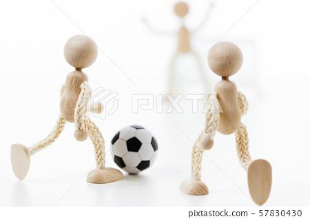 Soccer sport soccer player soccer ball 57830430