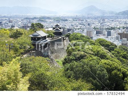 마쓰야마 성 57832494