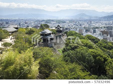 마쓰야마 성 57832496
