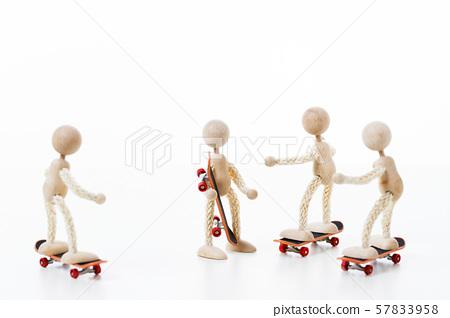 滑板運動 57833958