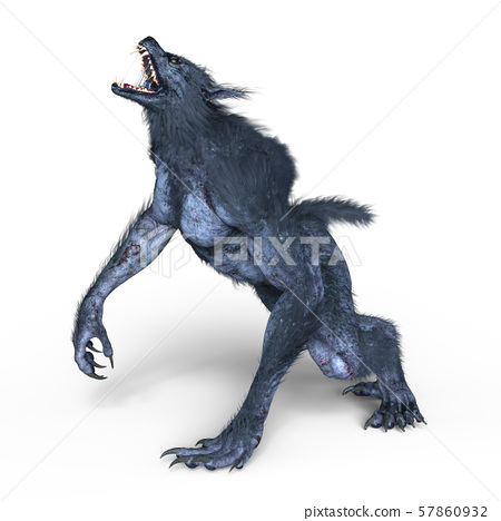 Wolf Man 57860932