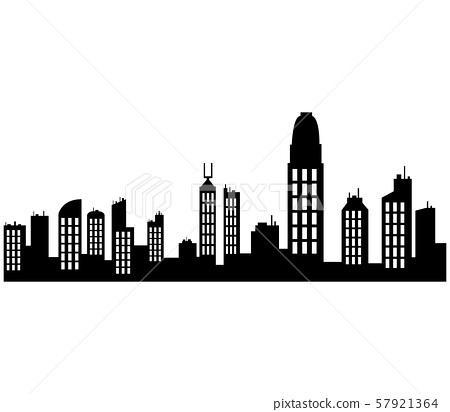 Hong Kong skyline 57921364