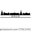 oslo skyline 57921442