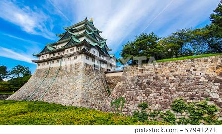 亞洲日本建築風景Asian Japanese architecture landscape 57941271