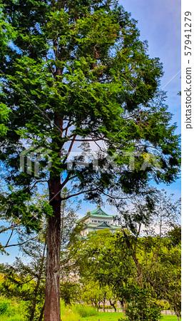 亞洲日本建築風景Asian Japanese architecture landscape 57941279
