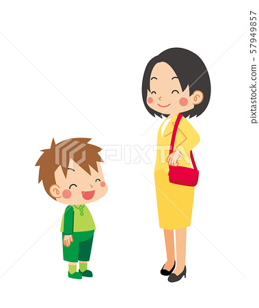 Illustration Of A Girls Talking On A White Background Royalty Free Cliparts,  Vectors, And Stock Illustration. Image 14049228.