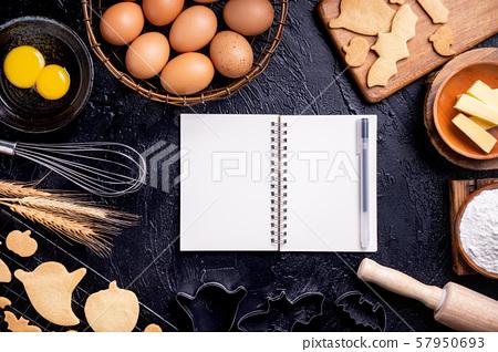 製作麻chi乾食品評分萬世卜食材製作餅乾配方萬聖節餅乾製作 57950693