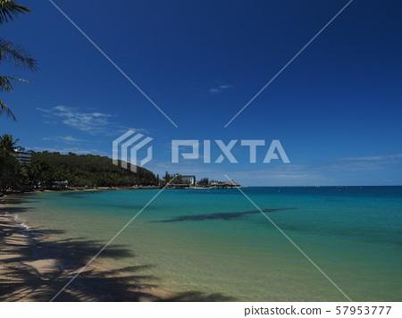 New Caledonia Anse Vata Beach 57953777