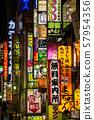 Shinjuku · Kabukicho 57954356