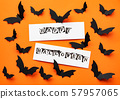 Halloween holiday decorations 57957065