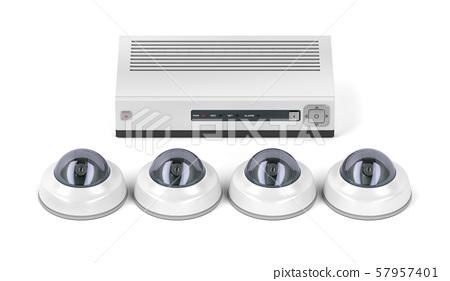 Video surveillance equipment 57957401