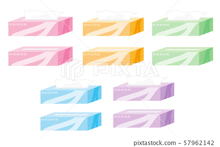 Box Tissue 57962142