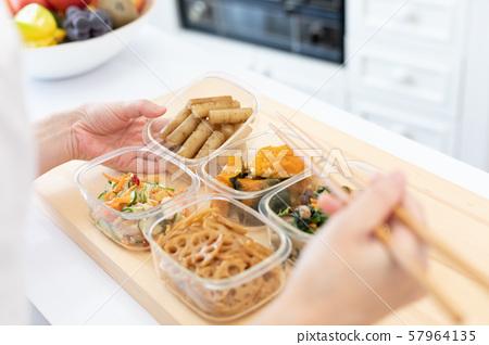 家庭主婦餡常規蔬菜 57964135