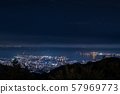 六甲的夜景 57969773