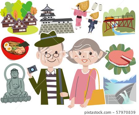富山觀光旅遊 57970839