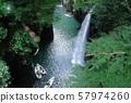 다카 치호 협곡 마나 우물 폭포 미야자키 현 관광 이미지 57974260