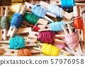 繡線工藝品 57976958